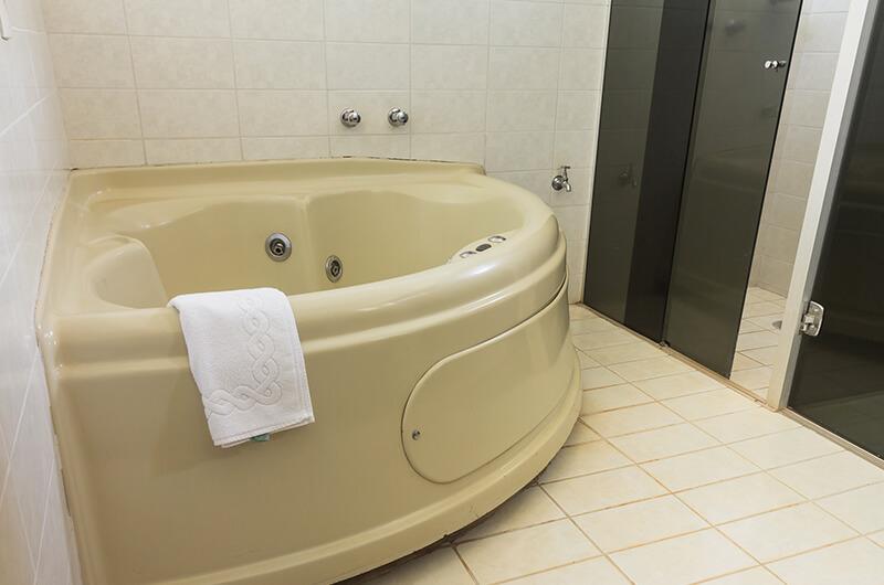 Suite Luxo - Hotel Recreio - Jaboticabal