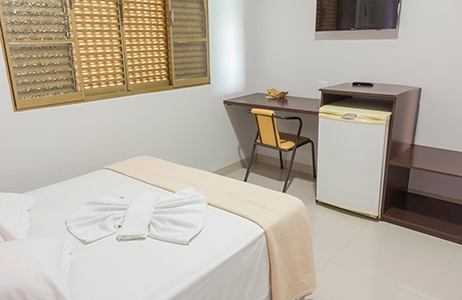 Hotel Municipal - Jaboticabal SP